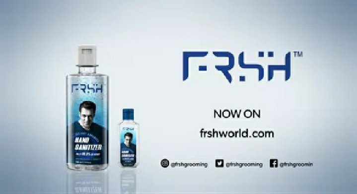 SALMAN KHAN FRSH BUSINESS MODEL
