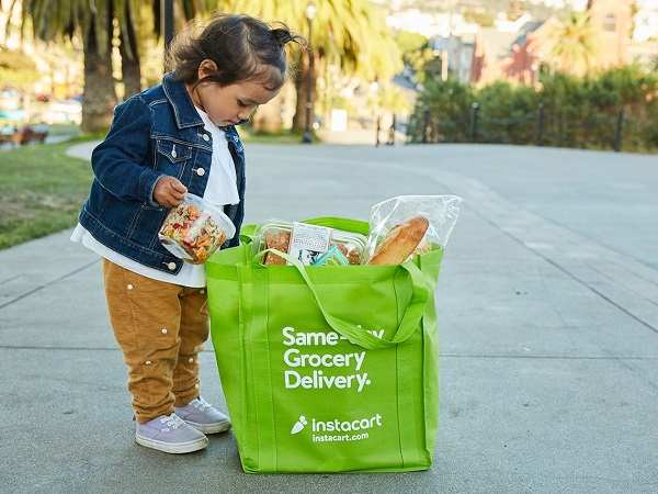 INSTACART CASE STUDY, FUNDING, BUSINESS MODEL, REVENUE MODEL, INVESTORS, COMPETITOR